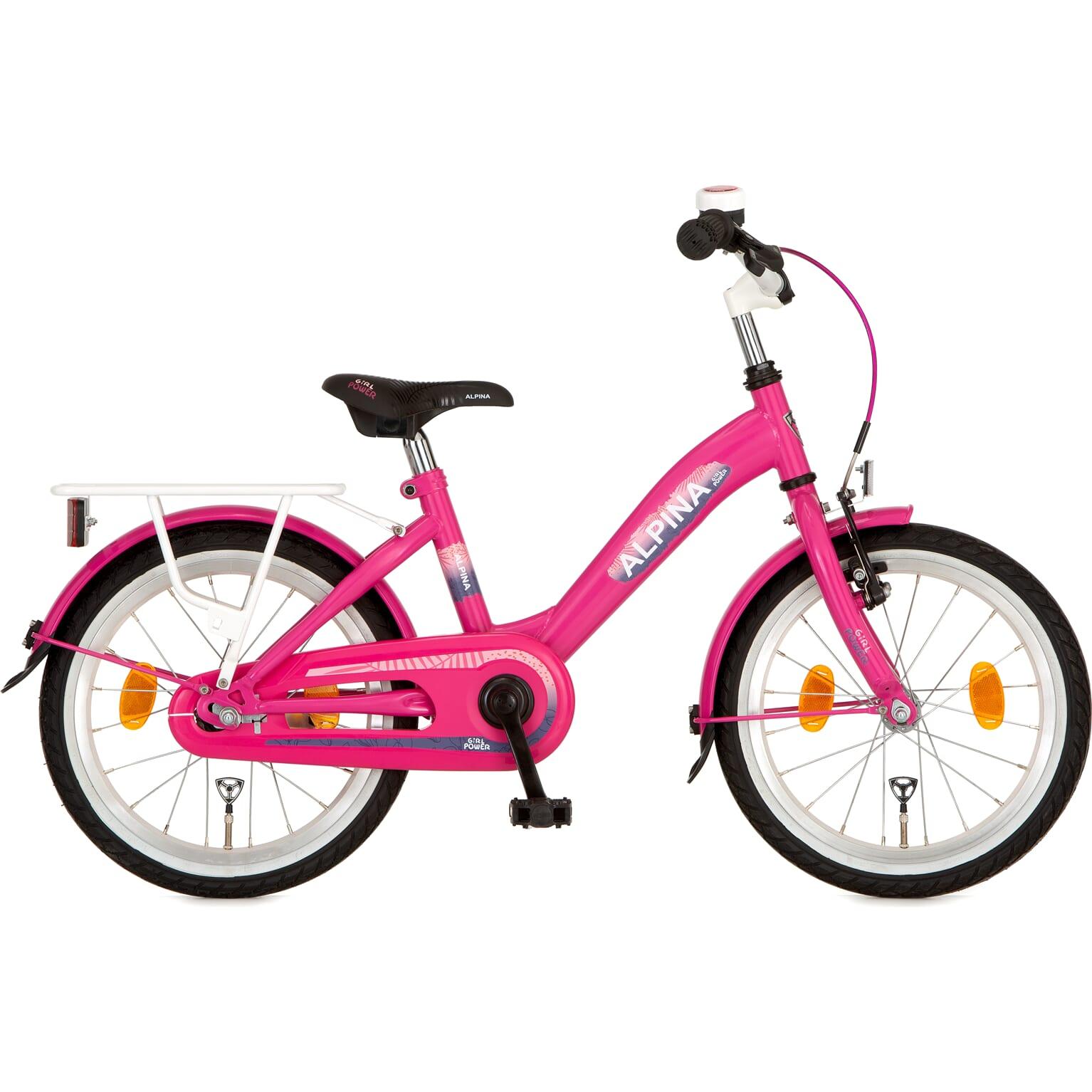 Alpina Girlpower M16 Candy Pink