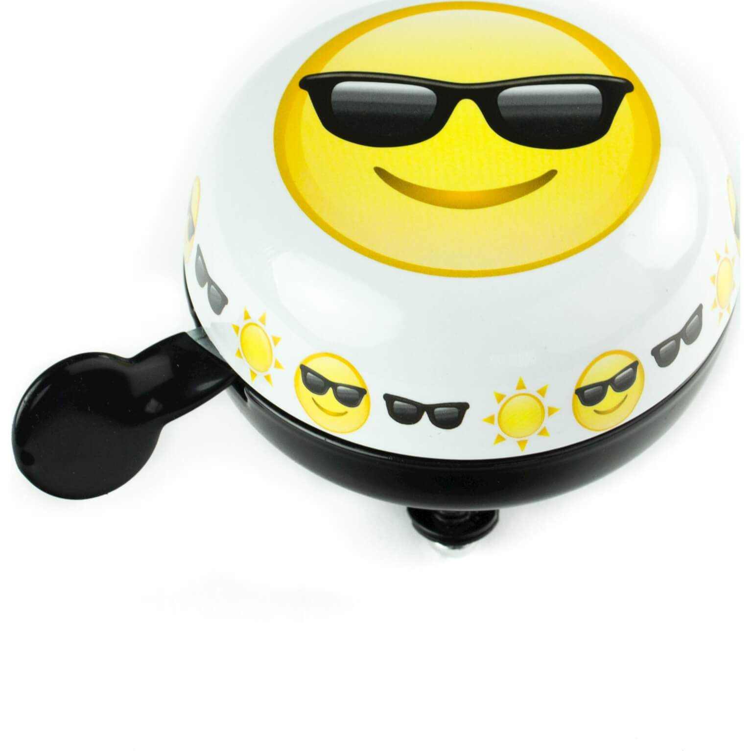 Widek bel Ding Dong Emoticon sunglas krt