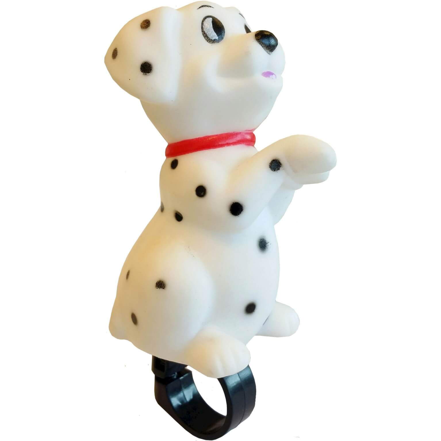 Pex toeter Hond wit/zwart