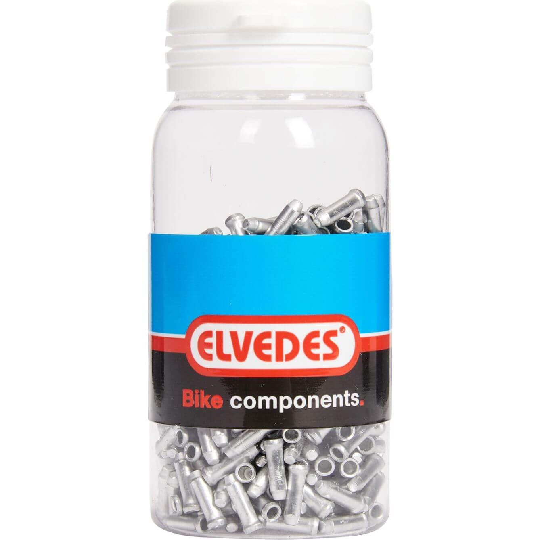 ds Elvedes antirafelnippel 2.3mm (500)