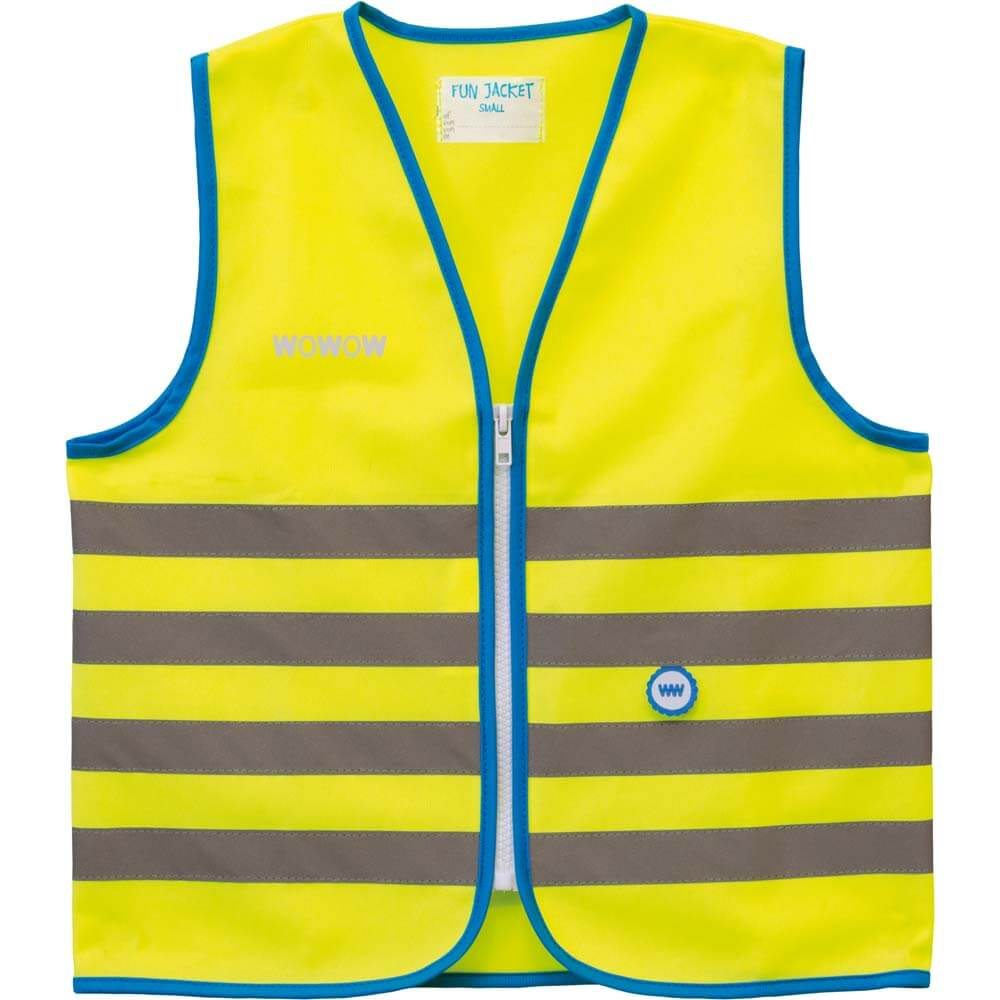 Wowow hesje Fun Jacket L yellow
