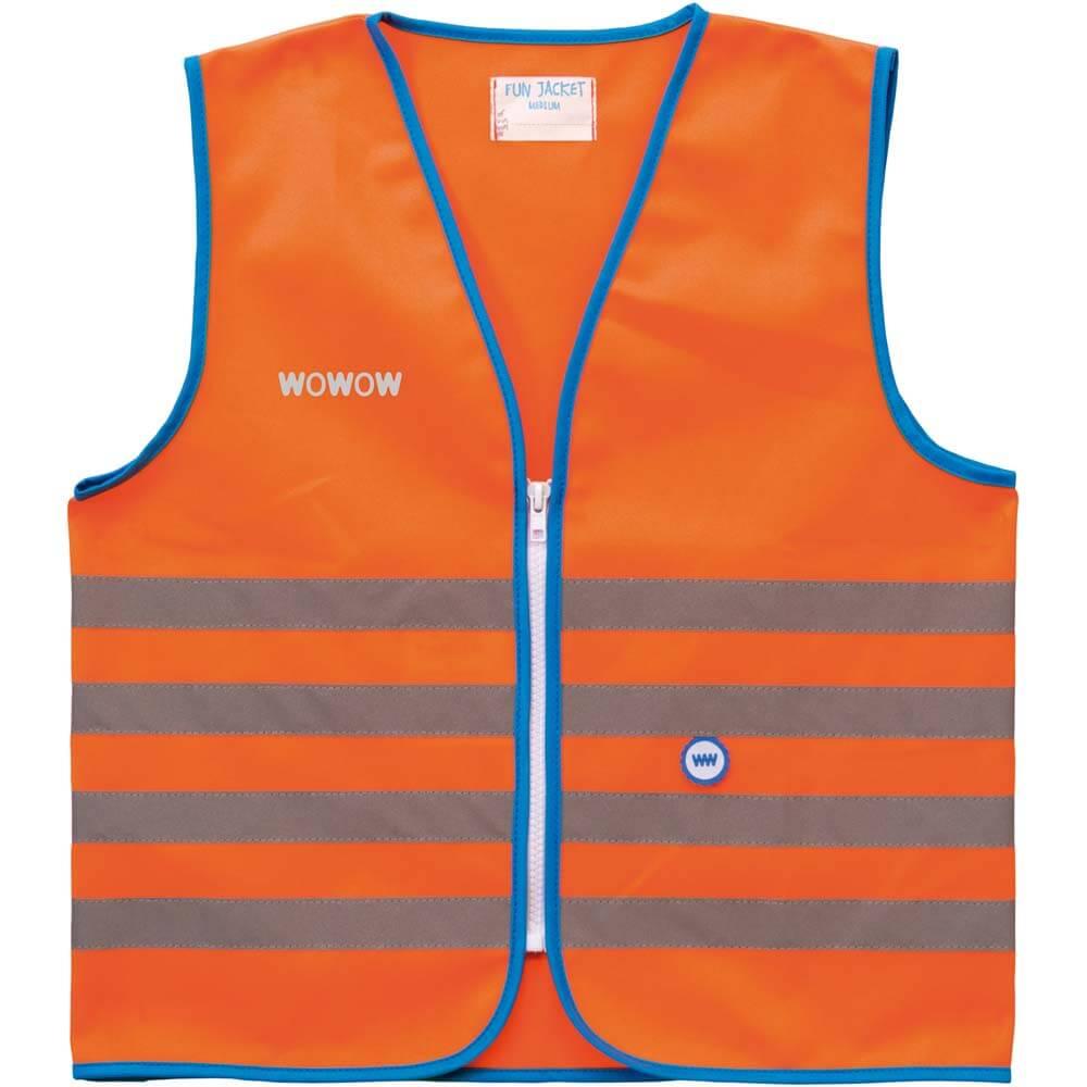 Wowow hesje Fun Jacket S orange