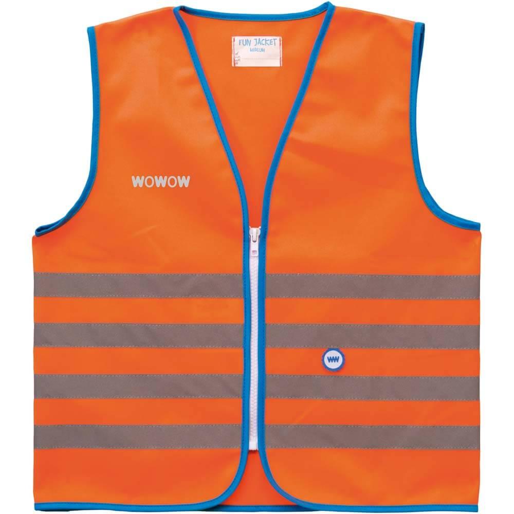Wowow hesje Fun Jacket L orange