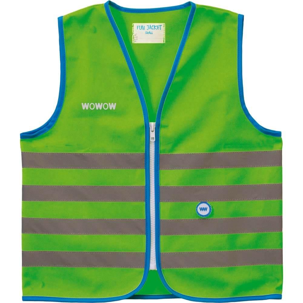 Wowow hesje Fun Jacket L green