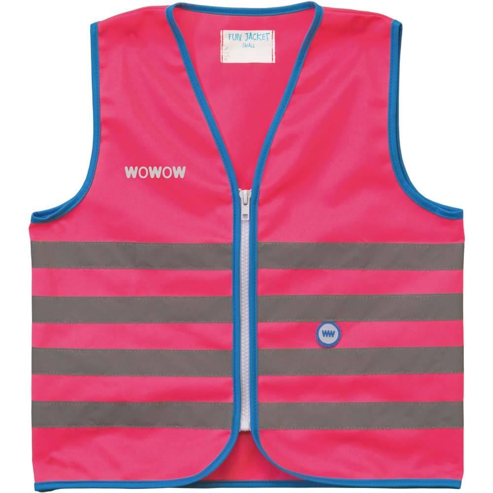 Wowow hesje Fun Jacket M pink