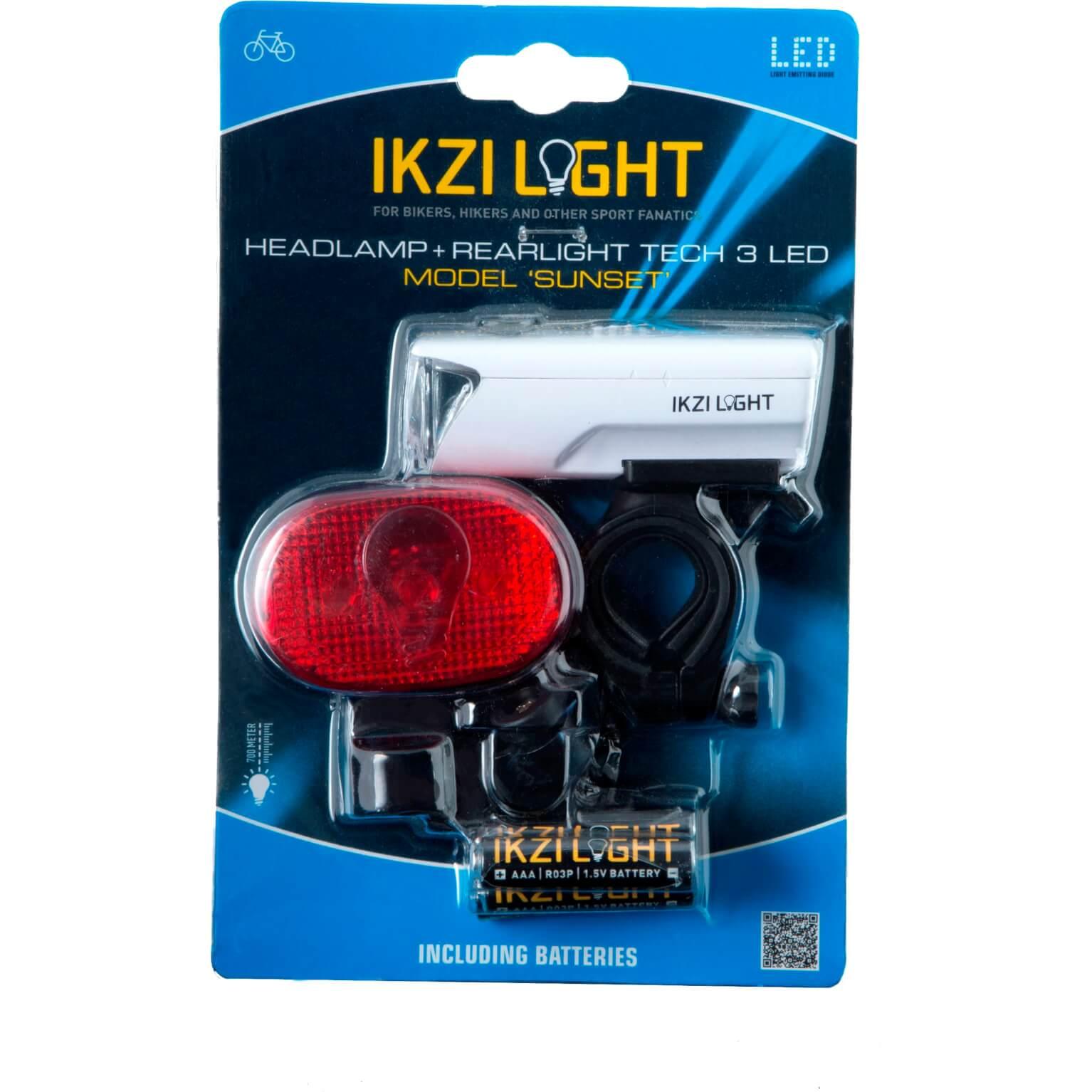 IKZI Light verlichtingsset The Sunset batterij